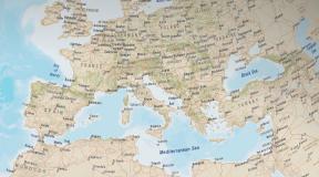 ESRI World Streetmap