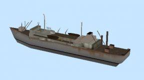 Large Trawler
