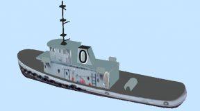 Tug Boat Port